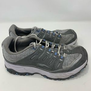 Avia Women's Gray Sneakers Size 6.5
